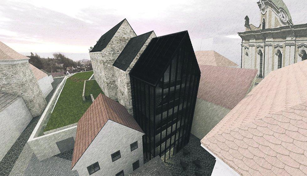 Návrhy studentů Fakulty umění a architektury Technické univerzity Liberec a Fakulty architektury ČVUT v Praze