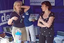 Den s Deníkem - Roudnice n. L. 14. 5. 2008.