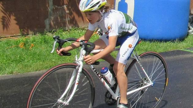 Nejmladším účastníkem byl Štěpán Zahálka