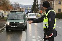 Dopravně bezpečnostní akce TISPOL