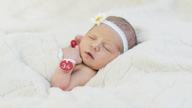 Nela Kaduková se narodila Lence a Františku Kadukovým z Čížkovic 16. ledna 2019 v 23.13 hodin v Roudnici n. L. (2,61 kg a 48 cm).