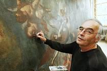 JIŘÍ BRODSKÝ patří mezi naše nejuznávanější autority zejména v oblasti restaurování barokní a středověké malby.
