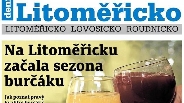 Týdeník Litoměřicko z 12. září 2018