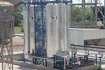 Lafarge cement Čížkovice.