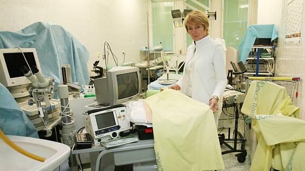 Roudnická porodnice - ilustrační foto.