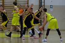 Slavoj BK Litoměřice - BC Vysočina, nadstavba A2 I. liga