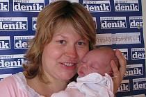 Kateřině Hořejší z Roudnice nad Labem se v ústecké porodnici 31. července v 16.45 hodin narodil syn Petr Bureš. Měřil 50 cm a vážil 3,1 kg.  Blahopřejeme!