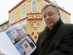Bývalý starosta Úštěku Bohumír Jasanský.