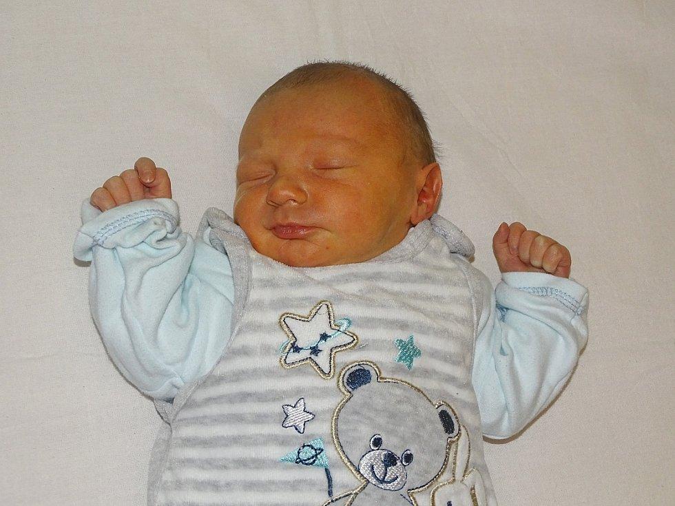 Maxim Doubrava se narodil Anetě Hankové  a Vojtěchu Doubravovi z Podviní 31.12.2018 v 18.07 hodin v Litoměřicích (51 cm a 3,31 kg).