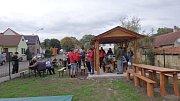 Otevření dětského hřiště v Teplé