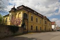 Zámeček v Brňanech.
