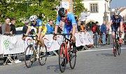 46. ročník Závodu míru juniorů odstartoval první etapou