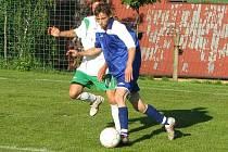 V utkání bohatém na branky prohrály Prackovice s vedoucím Děčínem 3:5
