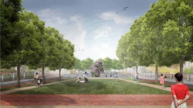 V plánu na příští rok je příprava projektu, který by zahrnoval jak nové pietní místo, tak i nový mobiliář a cesty na Smetanově náměstí v Roudnici nad Labem.