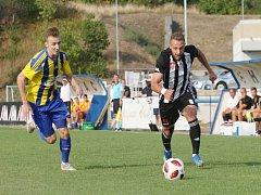 Litoměřicko ve 2. kole MOL Cupu podlehlo Českým Budějovicím 0:2.