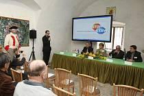 Konference Stop and Stay - 2. den v Terezíně