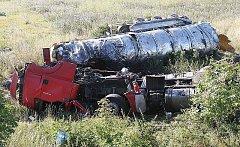 Tragická nehoda u Želkovic