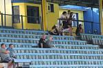 Fotbalový zápas Litoměřicko B a Kadaň, krajský přebor 2018/2019