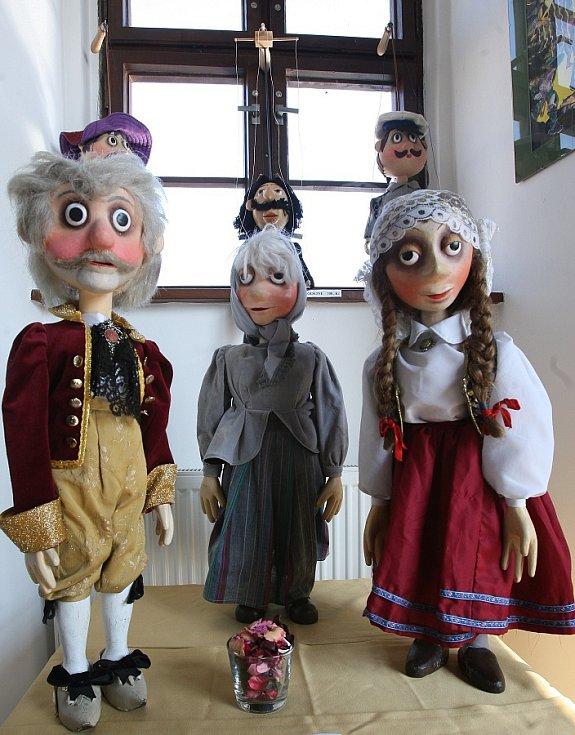 Sváťova Galerie marionet v Litoměřicích.