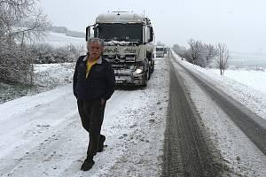 31. březen 2015 na Litoměřicku: situace u Jenčic