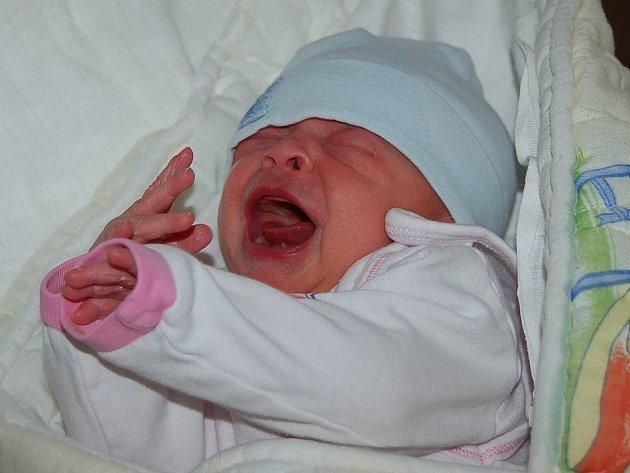 Tereze Patákové a Jiřímu Radovi z Litoměřic se 4.6. ve 21.48 hodin narodila v Litoměřicích dcera Karolína Patáková (47 cm, 2,73 kg).