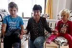 Teta litoměřického Klokánku Lenka Beránková pracuje v zařízení už šest let.