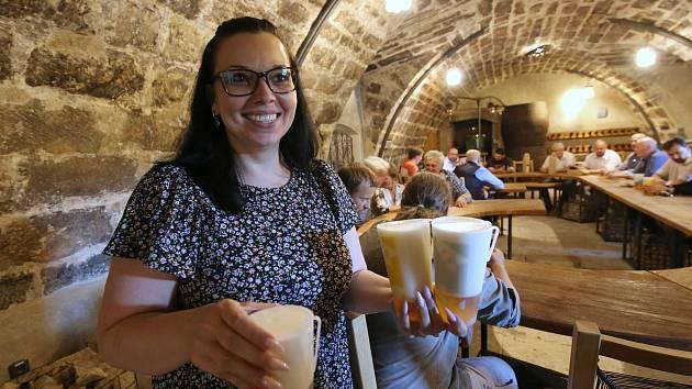 Ve čtvrtek 24. června proběhlo slavnostní otevření litoměřického pivovaru s ochutnávkou piva. Pivovar se nachází v části původního měšťanského pivovaru Kalich.