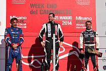 David Vršecký z Buggyry byl po závodě v Misanu penalizován a sesazen ze třetího místa.