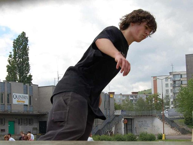 Skatepark v Lovosicích je zprovozněn