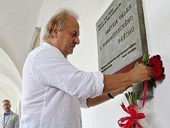 Starosta města Litoměřice Ladislav Chlupáč v úterý dopoledne uctil památku obětí okupace Sovětských vojsk v srpnu 1968.