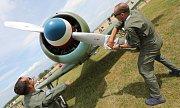 Memorial Air Show v Roudnici nad Labem, neděle