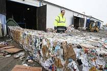 Pro Litoměřicko třídí odpad společnost BEC odpady se sídlem v Prosmykách u Lovosic.