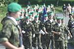 Ženijní vojsko v Litoměřicích.