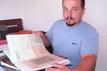 Pětatřicetiletý Jaroslav Panenka patří mezi nejmladší kronikáře v regionu. Za deset let dokázal udělat kus práce.