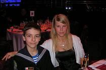 S norskou mistryní světa v soutěži Offshore.