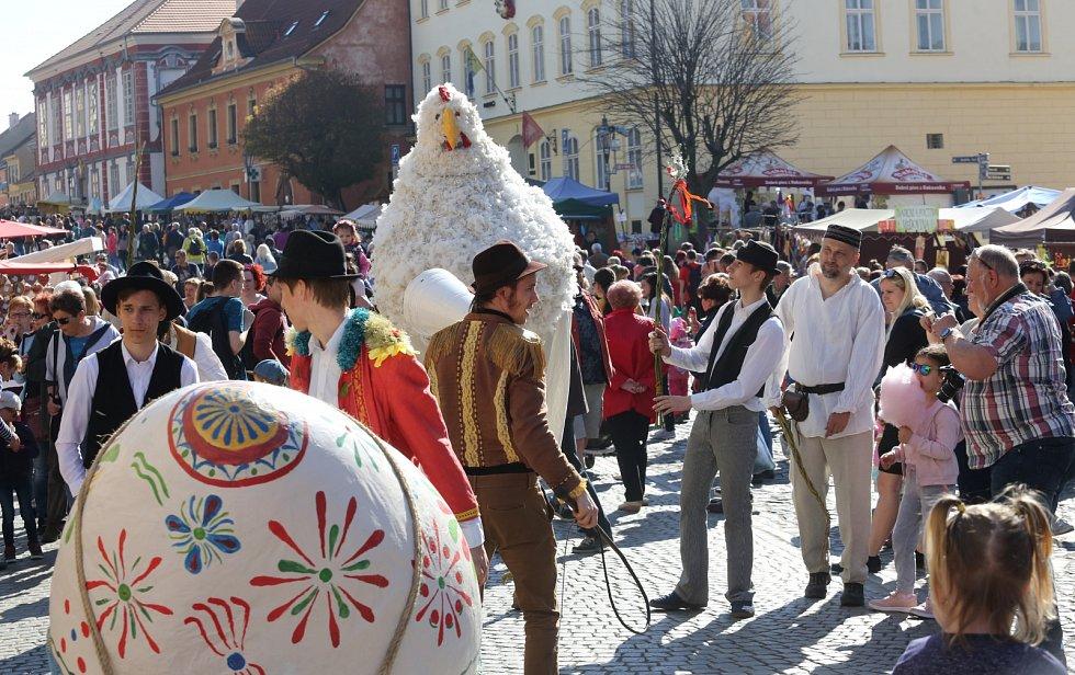 Tradiční velikonoční jarmark v Úštěku