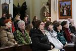 Připomínka 30. výročí sametové revoluce začala v litoměřickém kostele