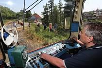 Severočeský železniční den v Lovosicích