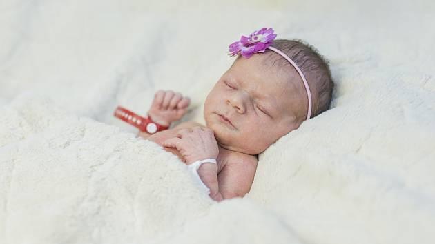 Kateřina Štádlíková se narodila Ludmile a Davidu Štádlíkovým z Roudnice n. L.  3. února 2019 v 7.30 hodin v Roudnici n. L. (50 cm a 3,06 kg).
