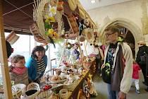 Litoměřice, velikonoce, tradiční velikonoční jarmark v Gotickém hradu