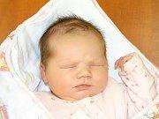 Sofie Jandová se narodila  Martině a Ondřeji Jandovým z Těchobuzic 11.10. v 8.29 hodin v Litoměřicích (4,19 kg a 55 cm).