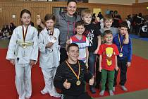 VÝPRAVA Sport Judo Litoměřice na turnaji v německém Sprembergu.