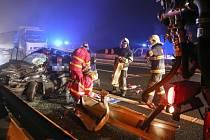 Úterní nehoda u Lovosic