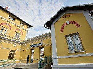 Horní nádraží v Litoměřicích prošlo velkou opravou