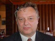 Bohumír Jasanský, bývalý starosta Úštěku.