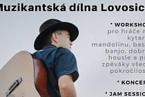 V Lovosicích proběhne workshop pro muzikanty.