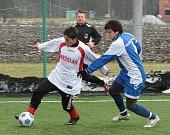 Fotbal - ilustrační foto.