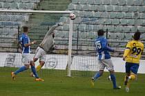 Mostecký FK - FK Litoměřicko, krajský přebor 2019/2020.