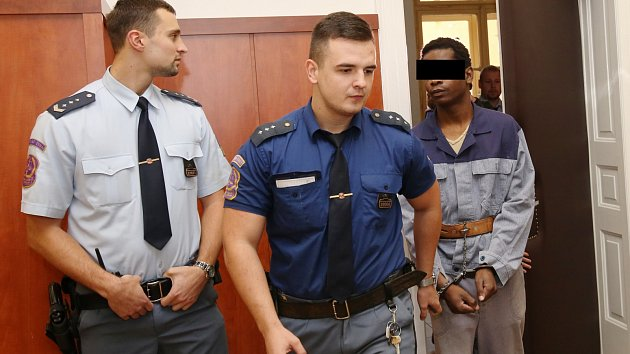 Obžalovaný ze znásilnění dívky u Lukavce u soudu v Litoměřicích
