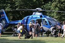 V sobotu 15. června bude opět po roce Střelecký ostrov v Litoměřicích patřit již 11. ročníku akce Den záchranářů Ústeckého kraje.